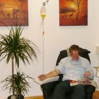 Infusion in der Naturheilpraxis in Ettlingen